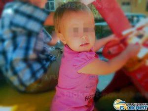 Двухлетняя девочка выпала в окно в Новочеркасске