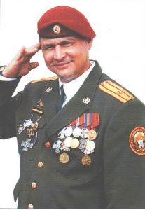 Сергей Илларионов Новочеркасск