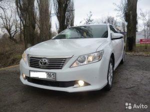 Угнали машину в Новочеркасске