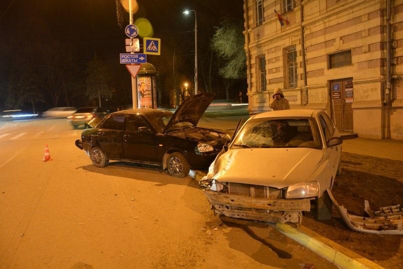 8 марта стал для новочеркасских автолюбителей одним из самых аварийных