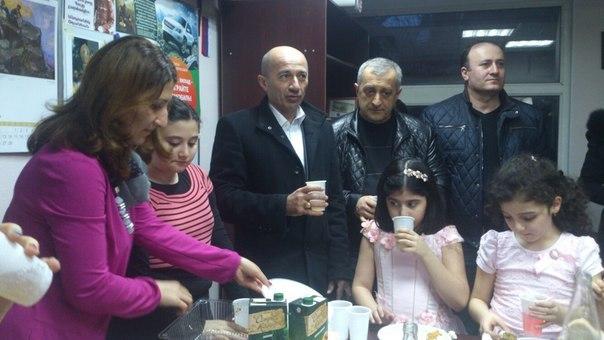 праздник в армянской воскресной школе 2
