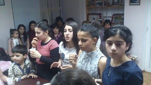 праздник в армянской воскресной школе 3