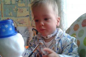 Предприниматели Новочеркасска помогли двухлетнему ребенку