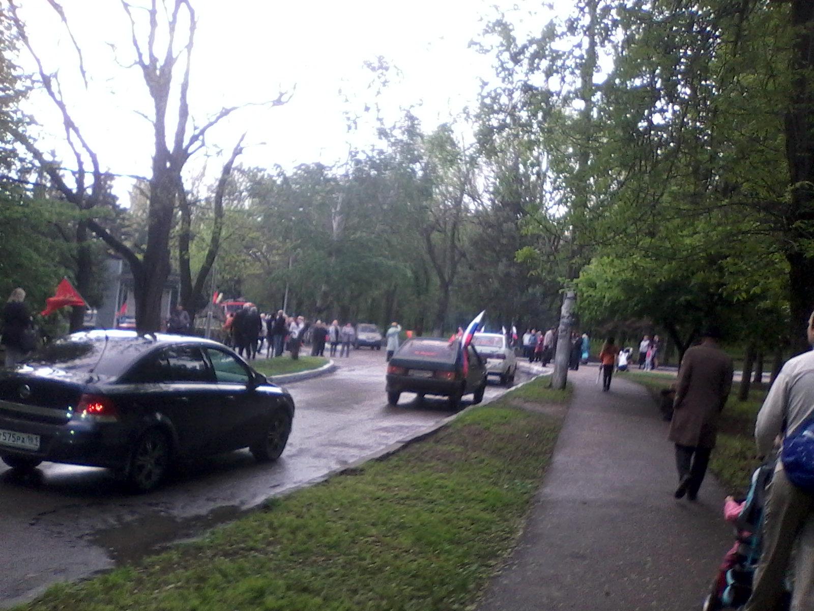 Девятимайский автопробег соберет около 50 участников