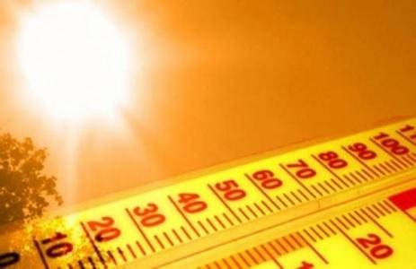 сильная жара