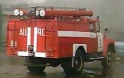 Воскресенье стал «жарким» днем для новочеркасских пожарных
