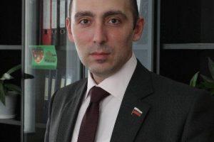 Поздравление заместителя председателя Городской Думы Новочеркасска Андрея Карабедова