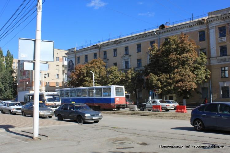 пуск трамваев 2