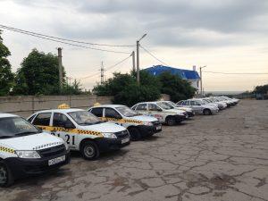 Заказать такси в Новочеркасске