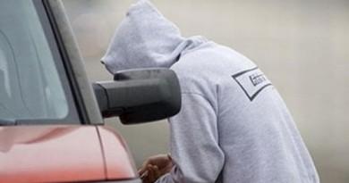 22-летний новочеркасец угнал иномарку
