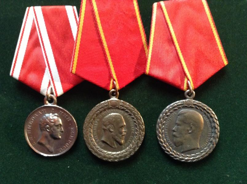 медали для нсву