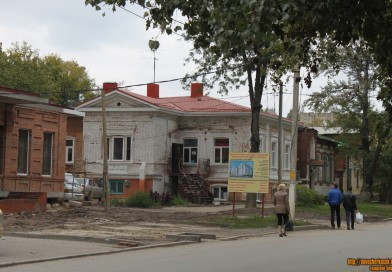 В Новочеркасске ночной пожар повредил теплотрассу