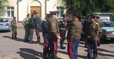 Новочеркасские казаки готовы бороться с мировым терроризмом