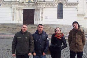 Новочеркасск с особой миссией посетили делегаты Абхазко-российского молодежного патриотцентра