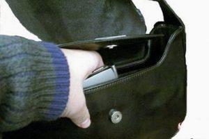 Новочеркасские полицейские вернули украденный телефон