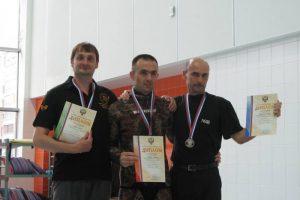 Новочеркасский пловец установил новый рекорд