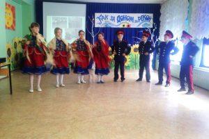 В Новочеркасске инсценируют казачьи песни