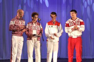 Новочеркасские паралимпийцы одержали ряд побед на российском чемпионате