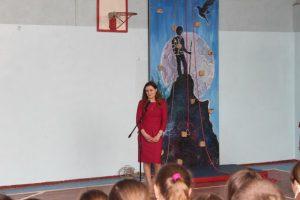 Новочеркасские школьники построили скалодром
