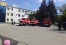 Новочеркасские пожарные отметили знаковый юбилей