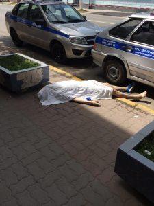 Мужчина умер в Ростове