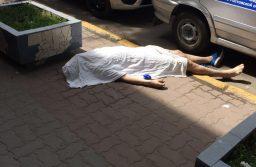 В Ростове у порога полиции скончался молодой мужчина