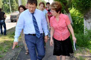 Владимир Киргинцев: «То, как исполняются поручения жителей, держу на личном контроле»