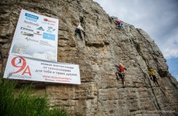 Новочеркасские скалолазы привезли награды со спортивного фестиваля