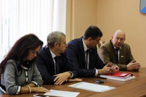 Алексей Кобилев встретился с депутатами фракции «Единая Россия»