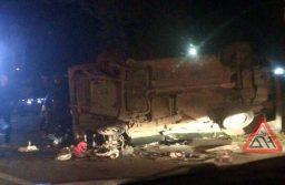 В страшном ДТП на Баклановском погиб пешеход