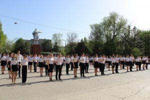 «Вальс Победы» в Новочеркасске!