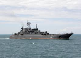 Новочеркасская делегация поздравила севастопольских моряков
