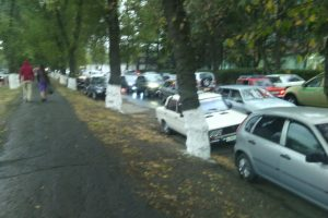Дождливая погода стала причиной серьезных ДТП в Новочеркасске