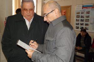 Члены общественного совета при областном главке проверили подразделения ГИБДД
