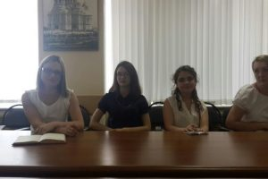 В Новочеркасске идет формирования очередного созыва Молодежного парламента при Городской Думе