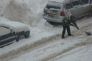 Новочеркасские депутаты обсудят вопрос уборки снега в городе
