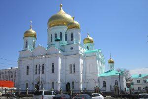 НЭВЗ пожертвовал на реставрацию кафедрального собора в Ростове-на-Дону