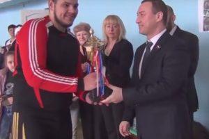 Второй турнир памяти Виктора Емяшева выиграли политехники