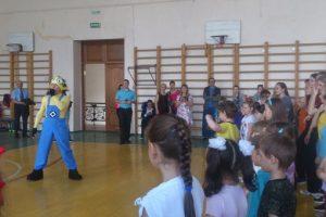 День защиты детей в Новочеркасске!
