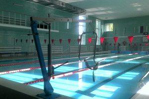 Новочеркасский бассейн стал доступен для людей с ограниченными возможностями
