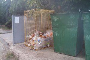 В Новочеркасске вводят систему раздельного сбора мусора