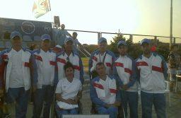 Новочеркасские спортсмены выступают в Крыму