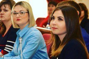 Первое организационное заседание Молодежного парламента области!